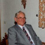 Vorsitzender von 1960 - 1975 Gerhard Kremers